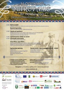 VEĽKÉ TERIAKOVCE - Slovenské mitrovanie @ Salaš pod Maginhradom, Veľké Teriakovce | Veľké Teriakovce | Banskobystrický kraj | Slovensko
